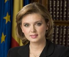 Спікер Парламенту Румунії - Роберта Альма Анастасі має родинні зв'язки в українському політичному бомонді
