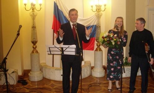 10 февраля российские дипломаты отмечают свой профессиональный праздник. Торжественный прием по случаю праздника в Посольстве России в Украине.